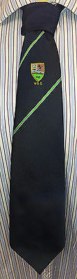 Vintage W.G.C 1905 Tie made in the 80's golf club tie made by Filaspun England