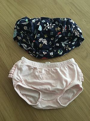 Baby Girls Country Road Bloomers Size 000