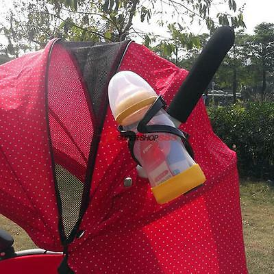 Baby Infant Stroller Bicycle Carriage Accessory Bottle Cup Holder for 2.76inch