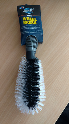 New Wonda Wheel Brush For Alloy Wheel Cleaning Used By Professional Valetors