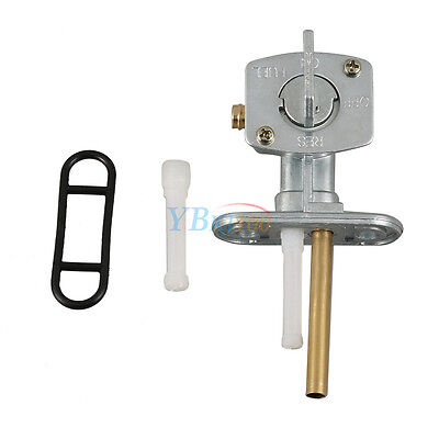 Gas Fuel Petcock Tap Valve Switch Pump For 1986-2004 Kawasaki Bayou300 KLF300 DY