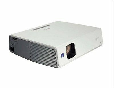 Sony Vpl-Cx86 3Lcd Multimedia Data Projector 3000 Lumens Vga Speaker