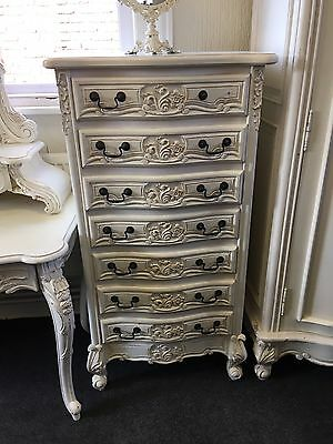 Large Tall French Chest Of Drawers