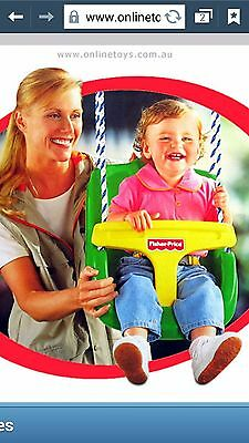 Fisher Price - Lift and lock Swing