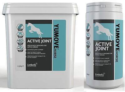 LINTBELLS YuMOVE HORSE ACTIVE JOINT Nutritional Supplements BEST PRICE!!