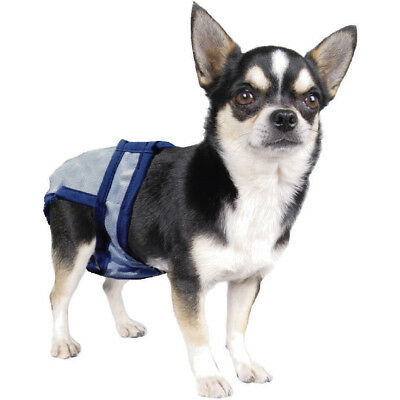 PoochPants Reusable Dog Diaper X Small 4 To 7lbs PPXS01