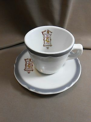 New Orleans Last Mammy AUNT JEMIMA'S '52 COFFEE CUP & SAUCER  restaurant china