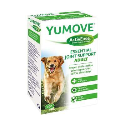 YuMOVE Dog JOINT Supplement Support Stiff & Older Dog 60/120/300Tab BEST PRICE!!