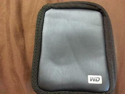 Western Digital My Passport Neoprene Case Pouch (SILVER ONLY)