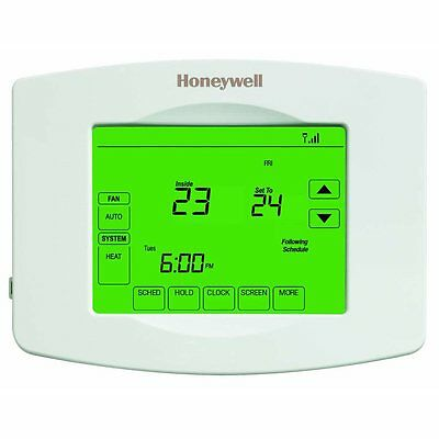 Honeywell Honeywell Wi-Fi Smart Thermostat RTH8580WF