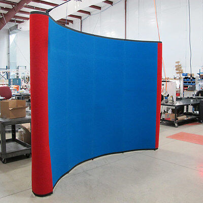 7 ft Portable Nomadic Trade Show Booth
