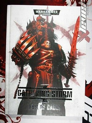 Gathering Storm – Fall of Cadia [x1] Books [Warhammer 40,000] Very Good