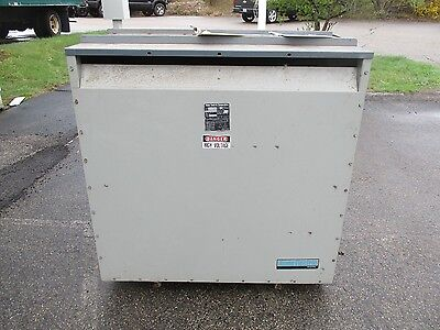 Acme 150 Kva 3 Phase 480/240 Volt Dry Type Transformer- T1313