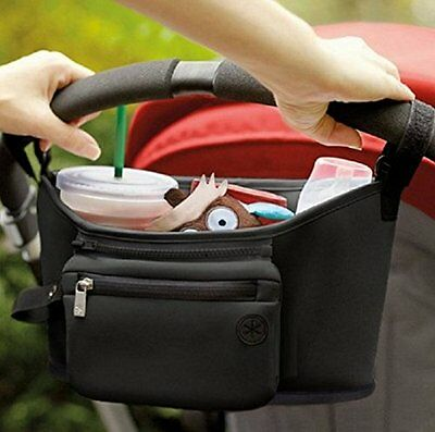 Eximtrade Baby Pram Stroller Storage Bag Accessories Diapers Organizer Cup