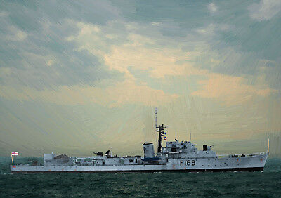 Hms Paladin - Hand Finished, Limited Edition (25)