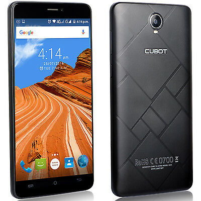 CUBOT MAX 4G LTE Smartphone 6.0 Inch 2* SIM Octa-Core 3GB 32GB Android 6.0 FHD