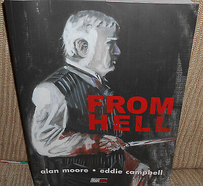 From Hell - Alan Moore e Campbell 1 edizione