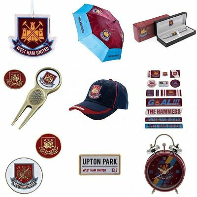 West Ham United Official Football Christmas Father Birthday Gift Club Shower