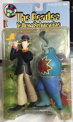 The Beatles Yellow Submarine Paul with sucking monster, Nuevo