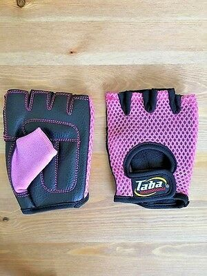 Ladies Weight Lifting Women  Gym Gloves Body Building Workout & Training