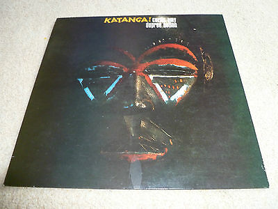 CURTIS AMY-Katanga VINYL LP JAZZ TOP COPY