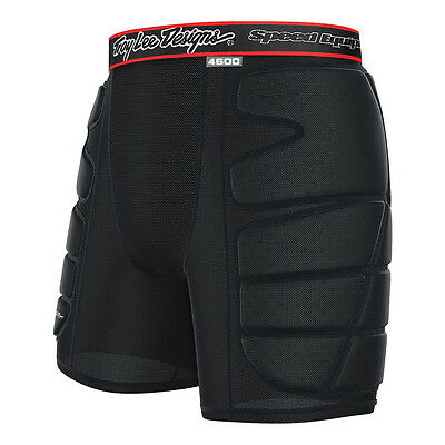 Troy Lee Designs 4600 Protective Vented Base Layer Shorts - Adult & Youth Sizes