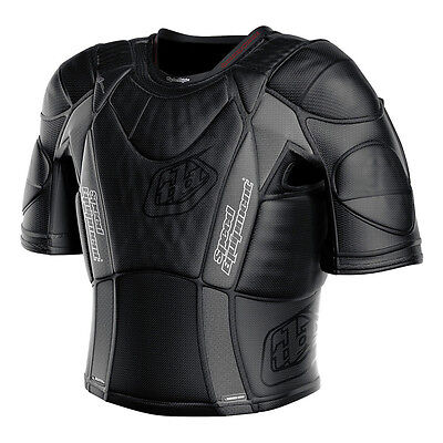 Troy Lee Designs 5850 Protective Base Layer S/S Shirt - Adult & Youth Sizes