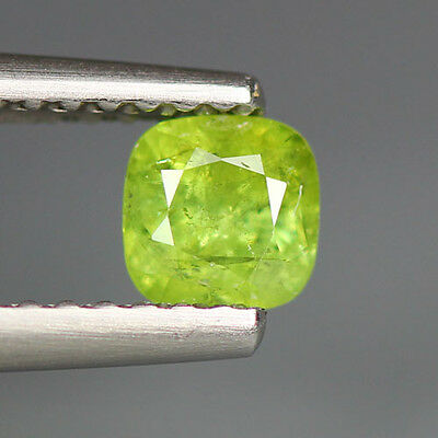 0.47 Cts_Stunning Very Rare Collection_100 % Natural Demantoid Garnet_Russia