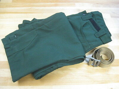 TRUENORTH Nomex IIIA Pants - Wildland Fire Fighter - Size Large 32 - True North