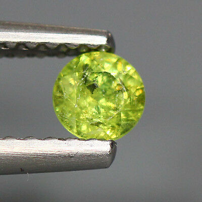 0.27 Cts_Stunning Very Rare Collection_100 % Natural Demantoid Garnet_Russia