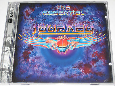 JOURNEY the essential journey 2 disc cd NEW/SEALED