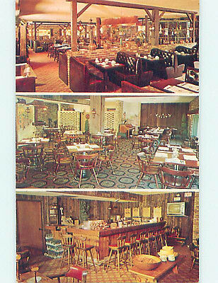 Bent Pre-1980 THE BEAUTIFUL 88 RESTAURANT Manchester New Hampshire NH L0163