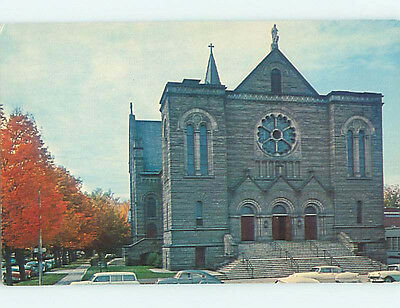 Unused Pre-1980 CHURCH SCENE Boise Idaho ID L2919-12