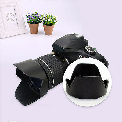 Lens Hood for Nikon D3300 D5300 D5500 AF-P 18-55mm f/3.5-5.6G VR as HB-N106