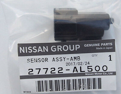 NEW Outside Ambient Temperature Sensor Switch fits NISSAN INFINITI