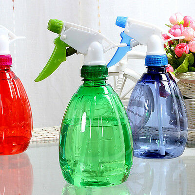 Plastic Bottle Spray Tool For Hair Salon Water Sprayer Hairdressing Flower Plant