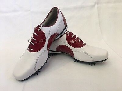 Footjoy LoPro Collection Ladies Shoes Size US 8.5