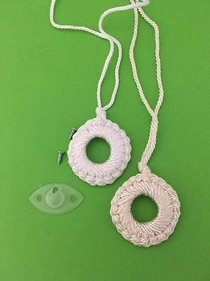 Blind Spare Parts Holland Blind Crochet Pull Ring