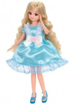 Takara Tomy Licca Doll LW-02 Ribbon Rose Party Dress Doll not included
