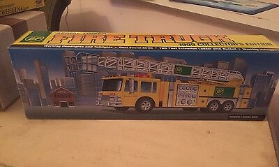 BP 1999 Collector's Edition Ariel Tower Fire Truck