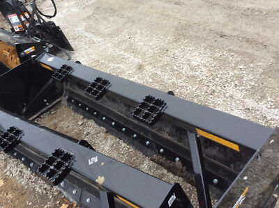2015 John Deere SP08 Skid Steer Attachments
