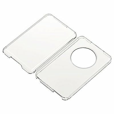 Snap-on Case compatible with Apple iPod Classic Clear CT A2I5 E5J1 D3U1