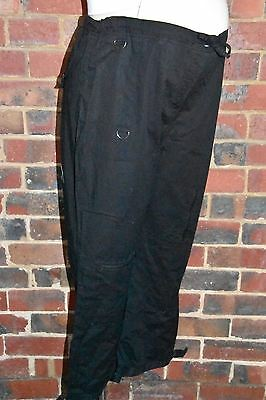 ONE FROM THE HEART Black Maternity Pants - Size XL - EUC