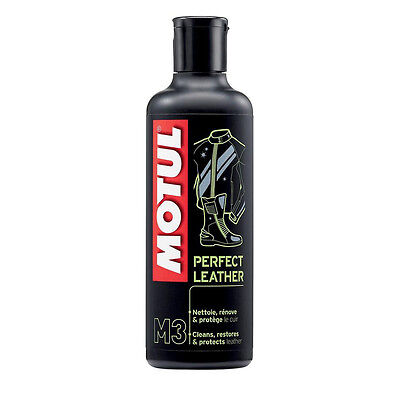 Motul M3 Perfect Leather 250ml - Protect, clean, polish your leathers - Premium
