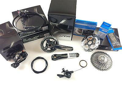 SHIMANO XTR 9000 1x11s Complete Group !! NEW !!