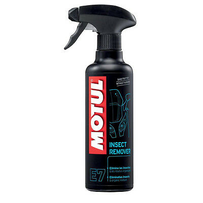 MOTUL Insect Remover 400ml - Remove bugs without damage