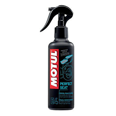 MOTUL Perfect Seat - Protect and clean your seat from weather, birds, dirt