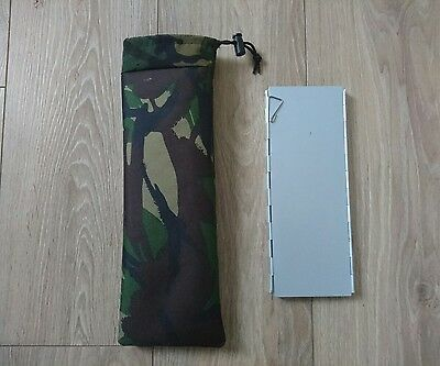 Stove windshield cover made from dmp waterproof fabric adwcarpcamoproducts