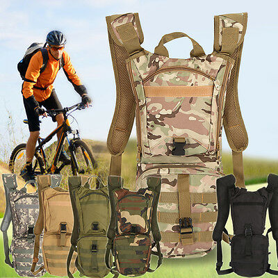 3L Anti-shock Cycling Water Hydration Carrier Backpack Storage Shoulder Bag GW