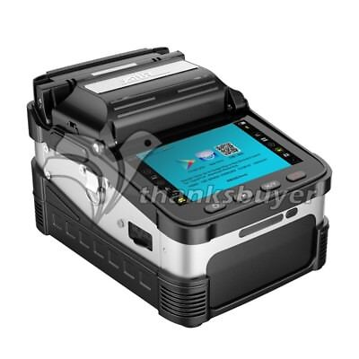 Ai-7 Automatic Intelligent Cleaver Optical Fiber Fusion Splicer Splicing Machine